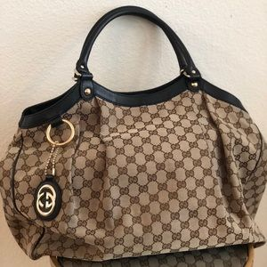 Gucci Bags - Gucci 100% authentic bag ✨ SOLD ✨